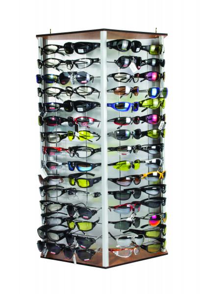 Display für 60 Brillen